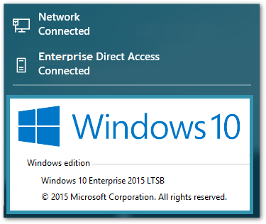 Make DirectAccess Work on Win 10 LTSB – Final Thoughts from IT