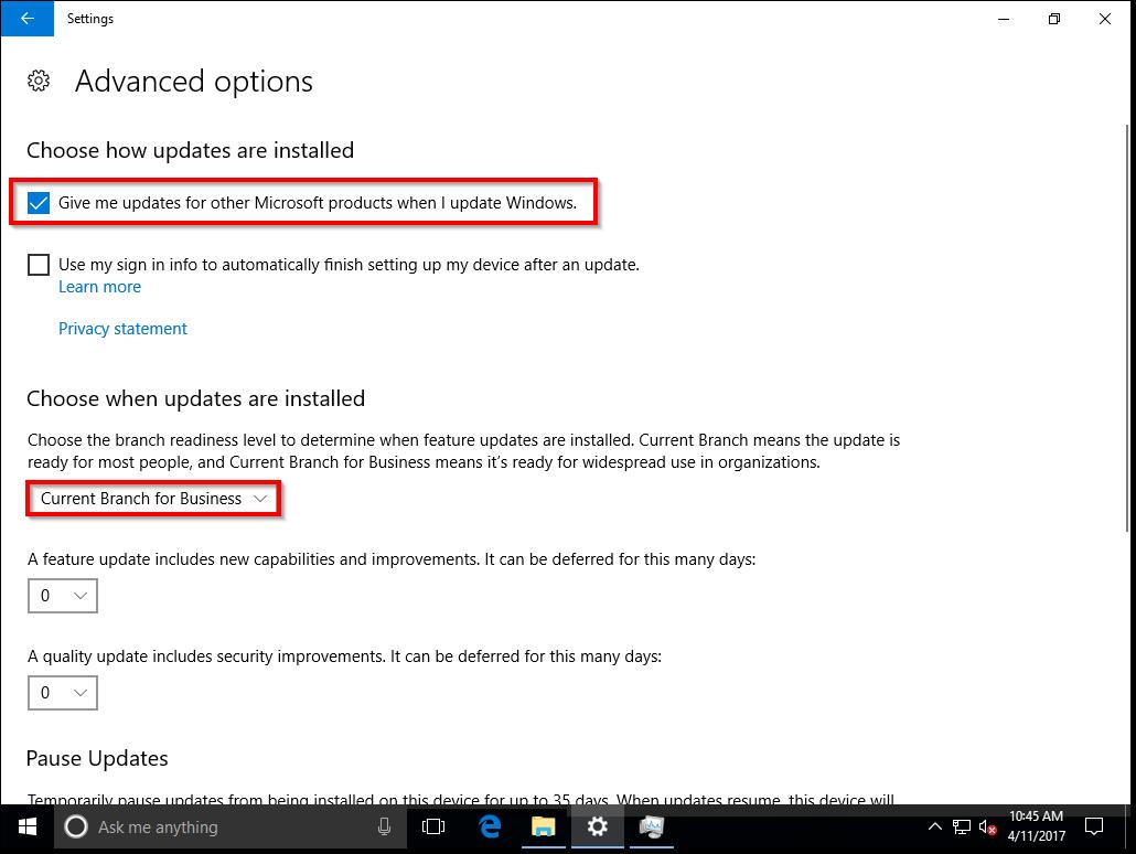 Creating Customized Windows 10 Version 1703 Media (ISO, WIM, Flash
