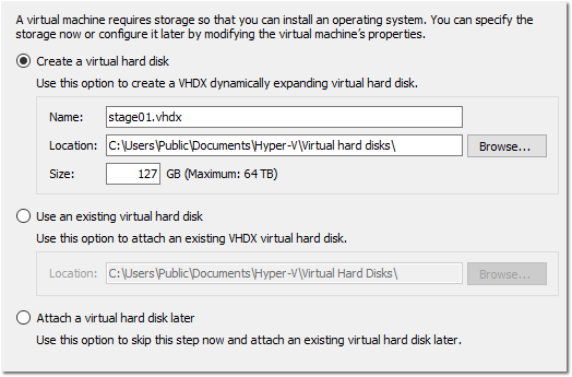 Is Vhdx Compressed