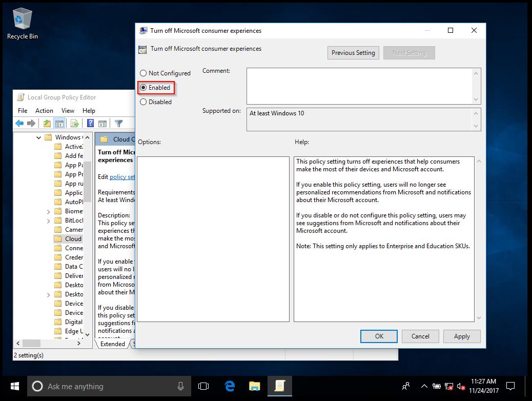 Creating Customized Windows 10 Version 1709 Media (ISO, WIM