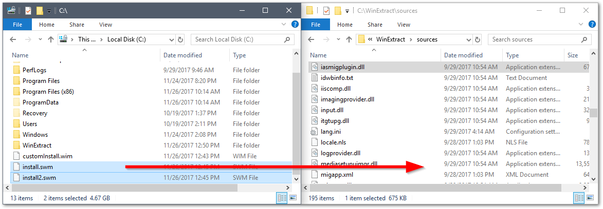 Creating Customized Windows 10 Version 1709 Media (ISO, WIM, Flash